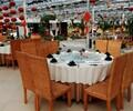 建一平方玻璃温室生态餐厅造价是多少钱