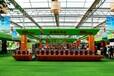 休閑農業觀光展覽玻璃溫室大棚建造商施工單位
