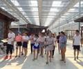 文洛式玻璃温室大棚骨架定制厂家