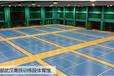 pvc塑胶地板厂家羽毛球场专用地胶