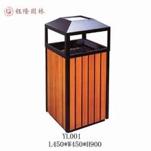 供应重庆钢木垃圾桶