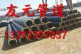 优质聚氨酯保温钢管生产厂家友元管道排名有十