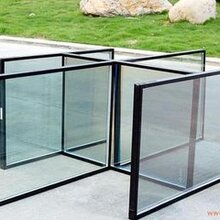 北京中空玻璃昌平区订做钢化玻璃安装玻璃隔断图片