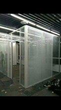 专业北京玻璃门丰台区安装肯德基门安装电动玻璃门更换地弹簧图片