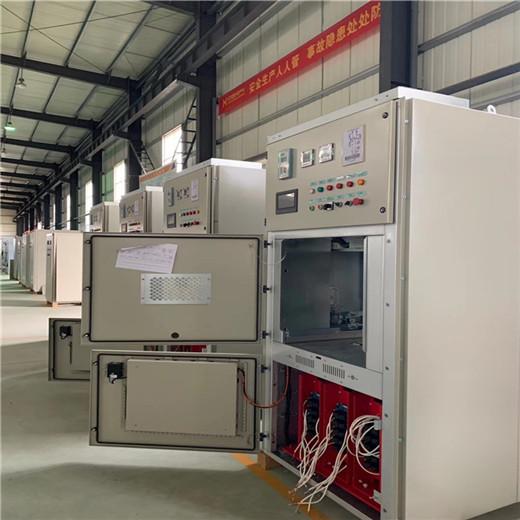 湖北中盛三合一软启动柜水泵高压电机软启动柜工作原理