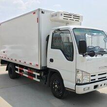 冷藏车多少钱,东风多利卡冷藏车5.2米箱长,