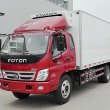东风天锦大冷藏车厂家直销9.6米箱长冷藏车价格,冷藏车配置