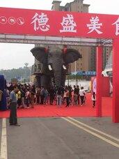 机械大象租赁,机械大象出售,机械大象制作,机械大象