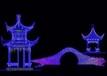湘潭灯光节春节主题灯光展造型制作出租