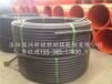 银川pe100燃气管DN63SDR11煤改气项目