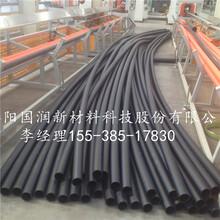 桂林pe80燃气管DN200SDR17煤改气项目图片