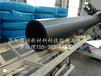 黄骅DN200SDR17煤改气项目PE给水管