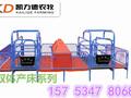 河北母猪养殖设备产床热镀锌管焊接图片