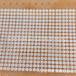 厂家供应喇叭中孔调音纸白色美音纸(密度多种)可来样定制