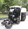 集合供应纯电动四轮驾驶扫地车、全天候环卫交流电扫地机、带空调
