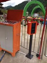 汉中室外游乐场收费机,游乐园刷卡收费机