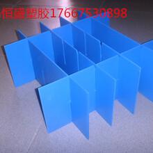 青岛厂家直销中空板隔板(刀卡,插板)
