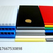 厂家直线定制1.5-12mm中空板(pp板,万通板)