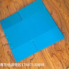 厂家直销中空板折叠箱(一体箱)