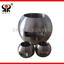 TC4鈦球閥芯鈦合金球純鈦球鈦合金球加工廠φ30/40/50mm圖片