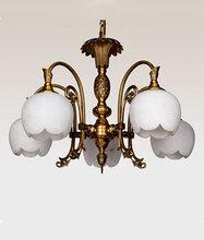 进丰别墅云石灯厂家天然云石灯全铜云石灯玉石灯和云石灯哪个好图片