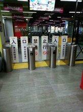 高铁站刷身份证速通门,机关单位入口人脸识别速通门