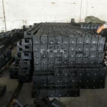 武清电梯公司配重砝码检验电梯载荷计量衡具图片
