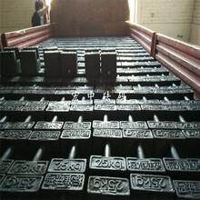 广西电梯公司配重砝码20-25千克砝码供应商图片
