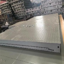 青海海东电子小地磅称量1T/3T/5T图片