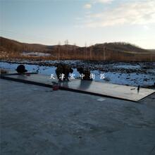 四川乐山电子磅秤3.2x16m可承重120吨平台秤图片
