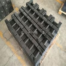 湖北钢厂配重砝码20千克-25千克铸铁材质图片