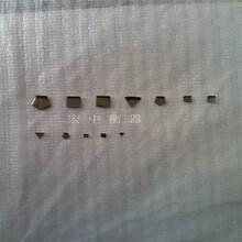上海不锈钢砝码1mg-100g无磁不锈钢图片