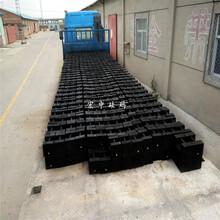 湖南挖掘机配重砝码25公斤电梯配重块现货图片