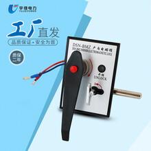 DSN-BMY户内型高压电磁锁成套配电柜门锁图片