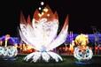 大型梦幻灯光节展会户外LED造型灯饰生产厂家直销景区场地布置