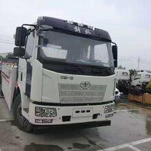 解放J6国五拖吊联体道依茨220马力事故救援车道路清障车厂家包上户