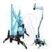江西曲臂式升降機吉安銷售網點曲臂式升降平臺廠家泰鋼機械