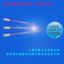 东芝臭氧型紫外线灯管油烟废气专用除臭杀菌UV灯管图片