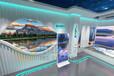 专业企业展厅设计施工数字多媒体展厅设计施工