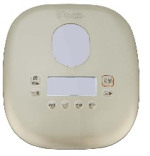 IMD面板IML面板电饭煲面板制作IMDIML面板塑胶面板定制加工