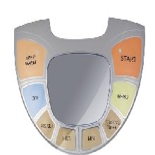 IMD面板IML面板安防面板制作IMDIML面板塑胶面板定制加工