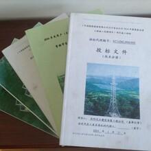 北京标书制作工程服务采购投标文件编制工程预结算