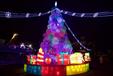 梦幻灯光节厂家生产圣诞树厂家在灯火阑珊