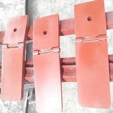 南京地鐵盾構始發洞口簾布橡膠板鉸接板加工圖紙圖片