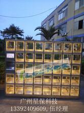 哪里的自动快餐柜智能,星保自动出入快餐柜。广州星保。图片