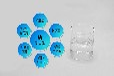 織物銀鍺雙離子抗菌保健整理助劑