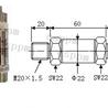 天然氣CNG調壓撬防爆壓力溫度傳感器