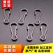 厂家直销批发多规格优质不锈钢朱胆扣扁线朱胆弹簧扣箱包配件