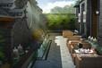 峨眉山度假酒店设计案例—普华酒店设计—水木源创装饰