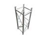 Annwa铝合金插销连接390x390/400x400mm展览架,灯光架,帐篷架,音响架